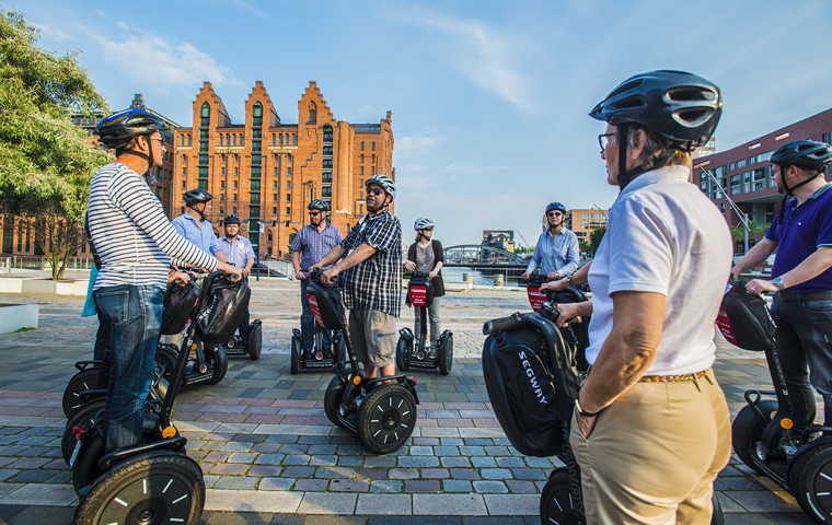 Segway-Events